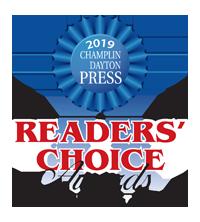 2019 champion dayton press  Readers' Choice Award